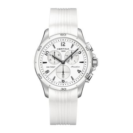 ZEGAREK CERTINA DS First Lady Ceramic Chrono