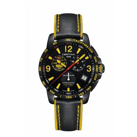 ZEGAREK CERTINA DS Podium Chrono Lap Timer Racing Edition