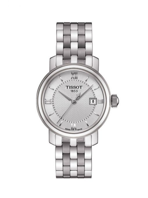 ZEGAREK Tissot Bridgeport Lady