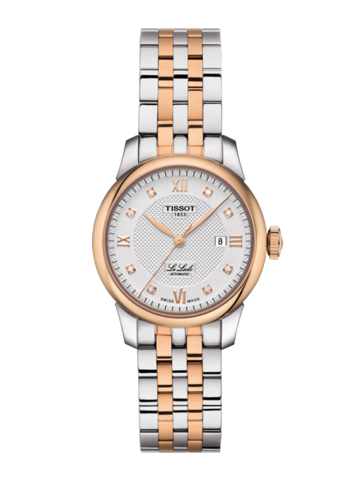 ZEGAREK Tissot Le Locle Automatic Lady (29.00) Special Edition