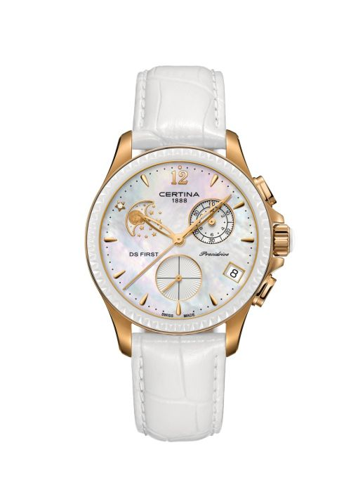 ZEGAREK CERTINA DS First Lady Chrono Moon Phase