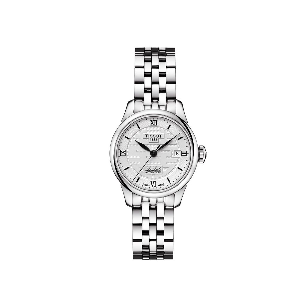 ZEGAREK Tissot Le Locle Automatic Double Happiness Lady