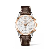 LONGINES Column-Wheel Chronograph Conquest Classic