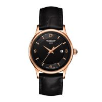 ZEGAREK Tissot Rose Dream Lady 18K Gold